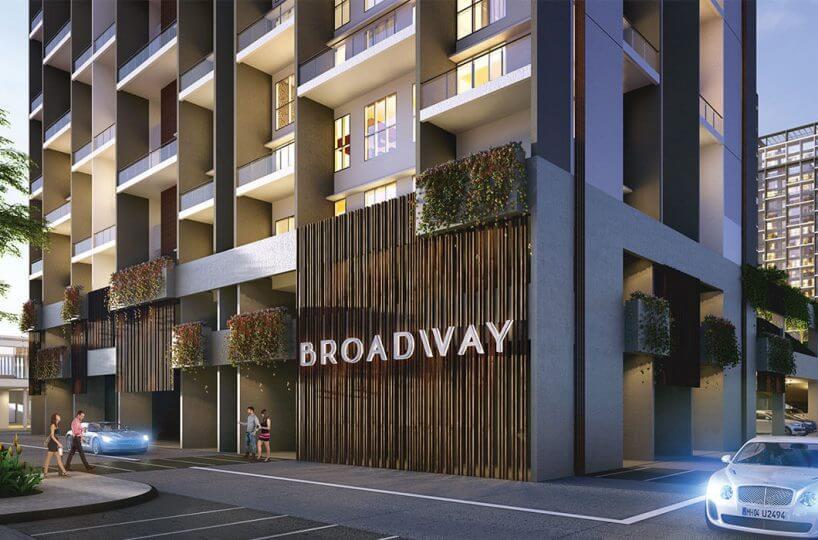 Broadway by paranjape